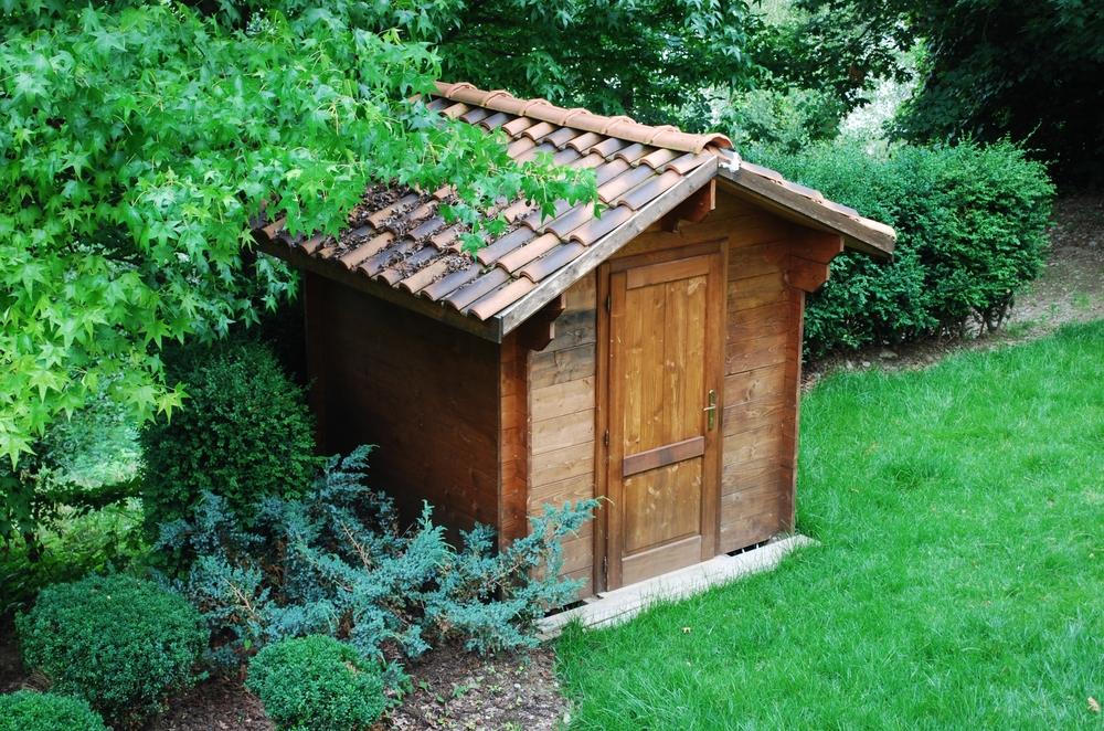 Quelques notes à tenir compte pour avoir un chalet de jardin chez soi